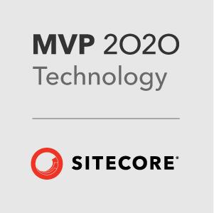 Sitecore MVP Technology 2020